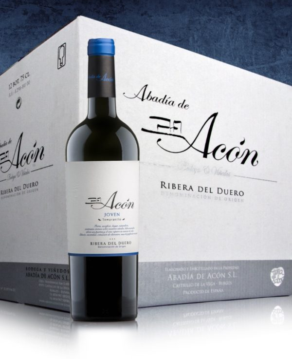 Acón Joven 2019 Caja de 12 Botellas 75 cl