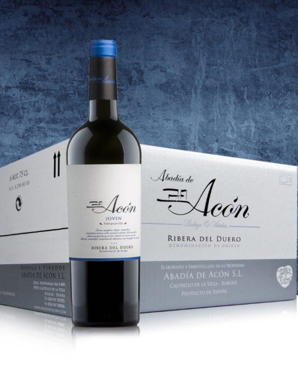 Acón Joven 2019 Caja de 6 Botellas 75 cl