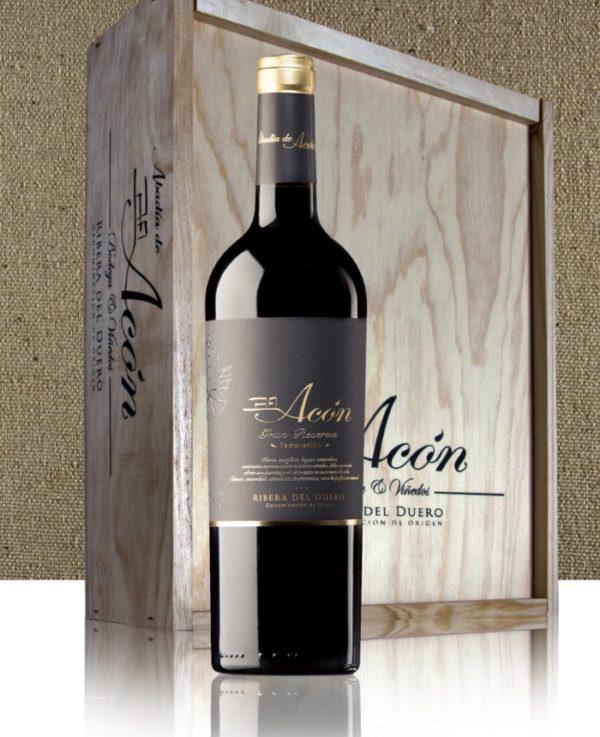 Acón Gran Reserva 2009 Caja de 3 Botella 75 cl
